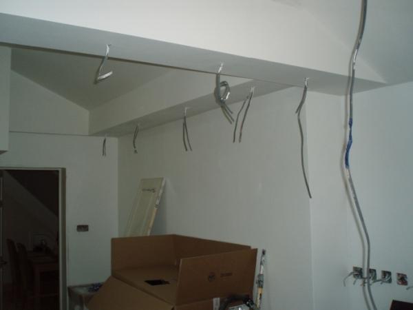 kitchen wiring. Black Bedroom Furniture Sets. Home Design Ideas